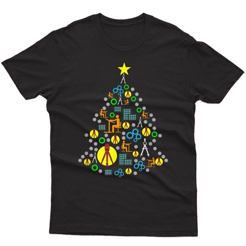 Architect Electronic Tree Tee T-shirt
