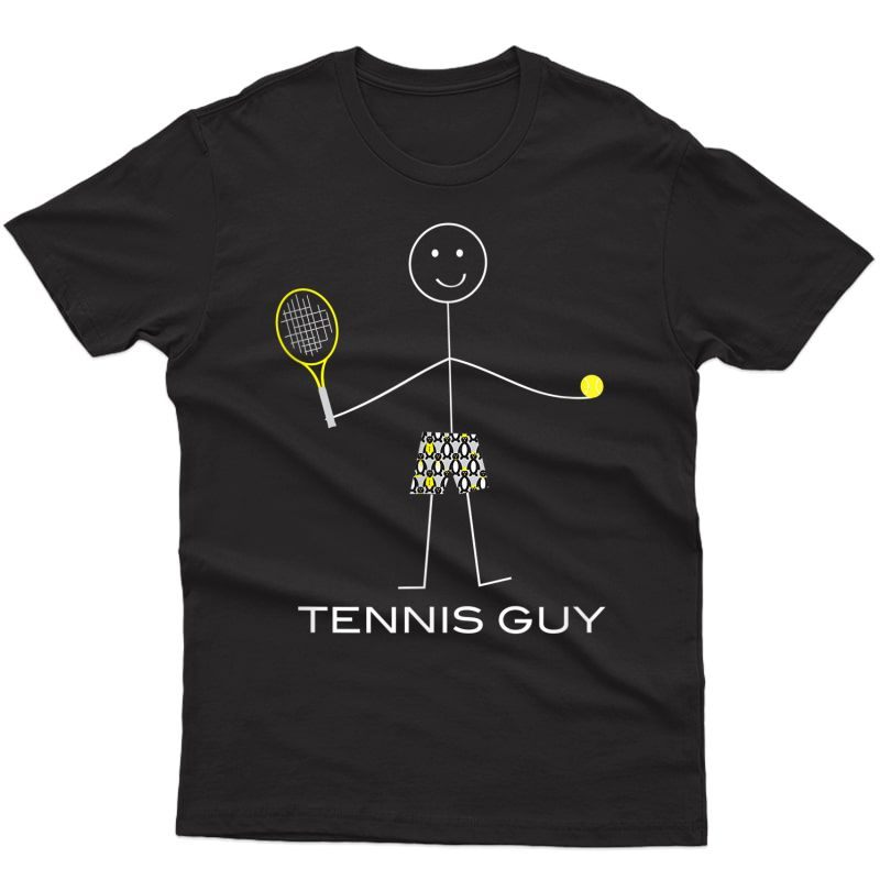 Funny Tennis Design For , Tennis Player Gifts For T-shirt