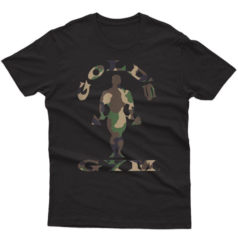 Gold's Gym Camo T-shirt