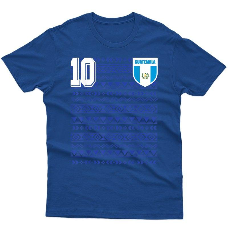 Guatemala Guatemalan Futboll Soccer Jerset T-shirt