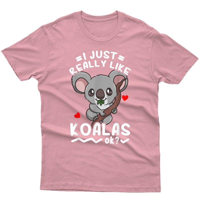 Koalas Koala Bear T-shirt