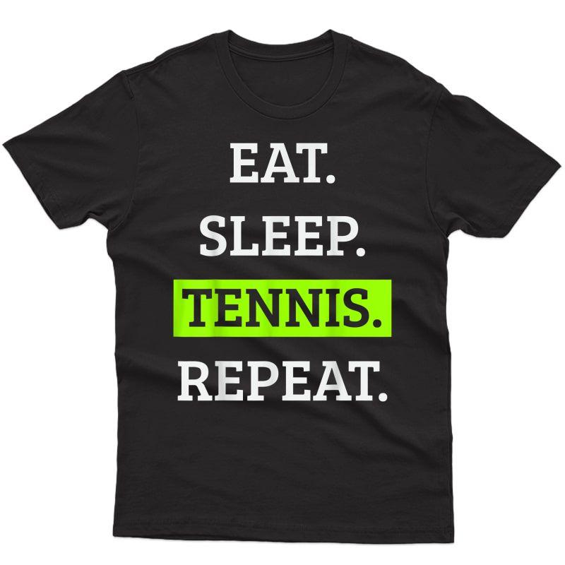 Tennis Player Gift T-shirt